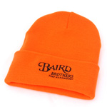 Baird Brothers Winter Hat - Orange