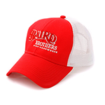 Baird Brothers Trucker Hat - Red