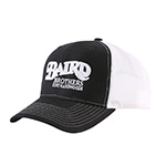 Baird Brothers Trucker Hat - Flat Black