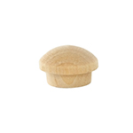 "Cindoco 3/8"" Birch Buttons - 15 count bag"