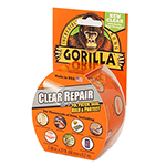 Gorilla Tape White 27ft Clear Repair Tape
