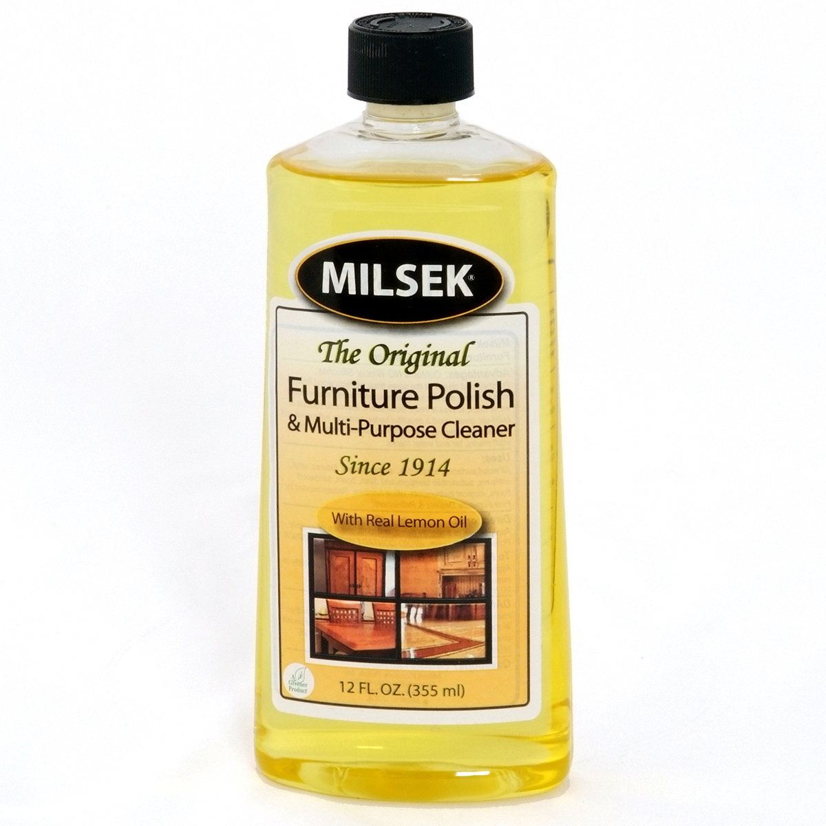 Close Milsek Furniture Polish With Lemon Oil