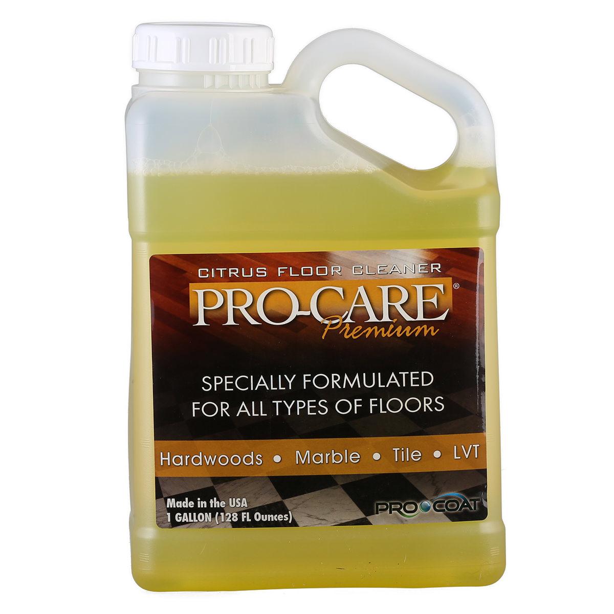 Pro Care Premium Citrus Floor Cleaner