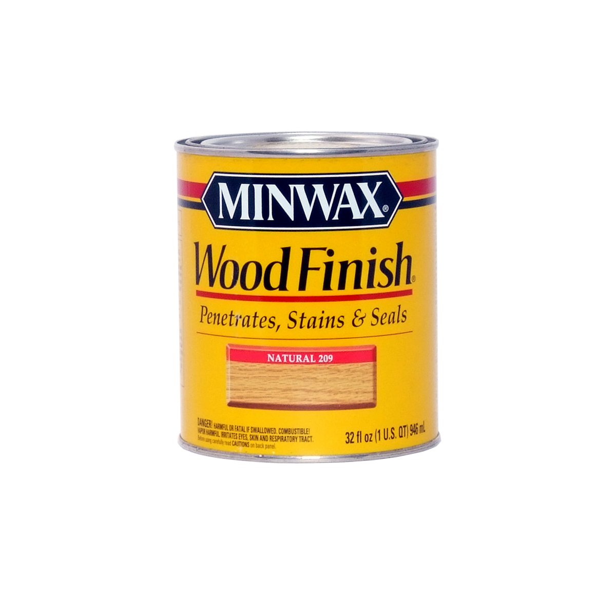 Minwax Natural 209 Stain
