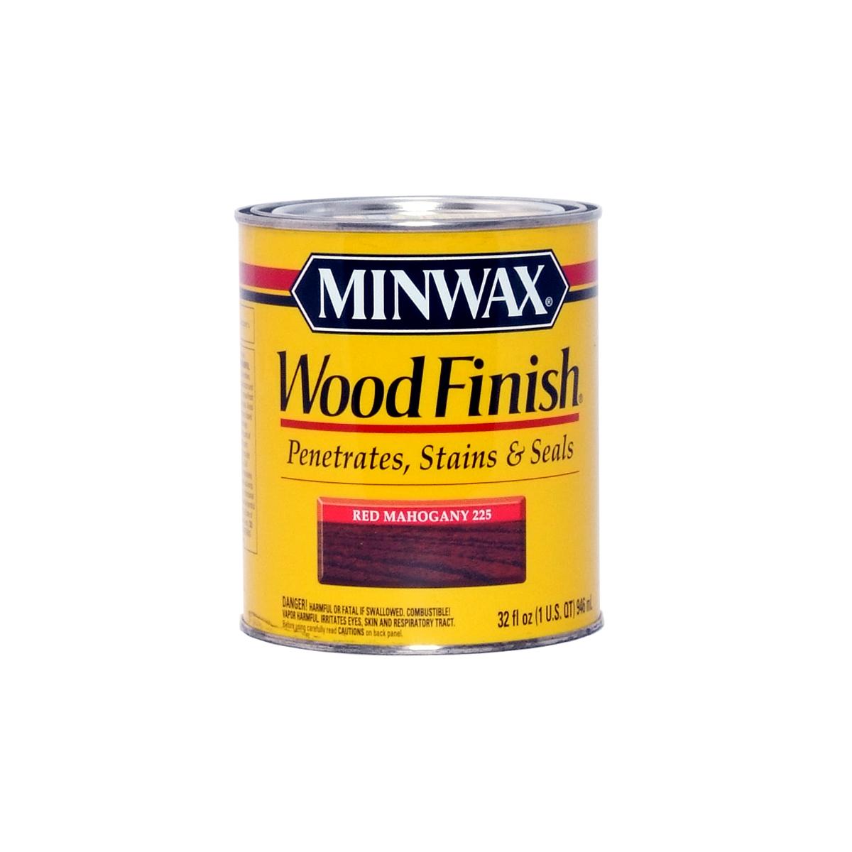 Minwax Red Mahogany 225 Stain