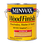Minwax Natural Stain - Gallon