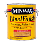 Minwax Golden Oak Stain - Gallon