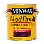 Minwax Red Mahogany Stain - Gallon