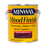 Minwax English Chestnut Stain - Gallon