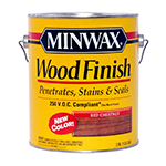 Minwax Red Chestnut Stain - Gallon