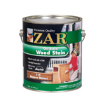 ZAR Modern Walnut 115 Oil-Based Wood Stain - Gallon