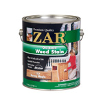 ZAR Honey Maple 117 Oil-Based Wood Stain - Gallon