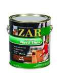 ZAR Mocha 119 Oil-Based Wood Stain - Gallon