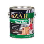 ZAR Morrish Teak 123 Oil-Based Wood Stain - Gallon