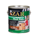 ZAR Early American 128 Oil-Based Wood Stain - Gallon