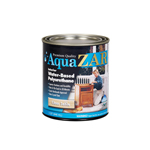 ZAR Aqua Satin 325 Polyurethane Finish - Quart