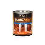 ZAR Ultra Max Satin 371 Waterborne Finish - Quart