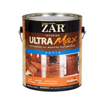 ZAR Ultra Max Satin 371 Waterborne Finish - Gallon