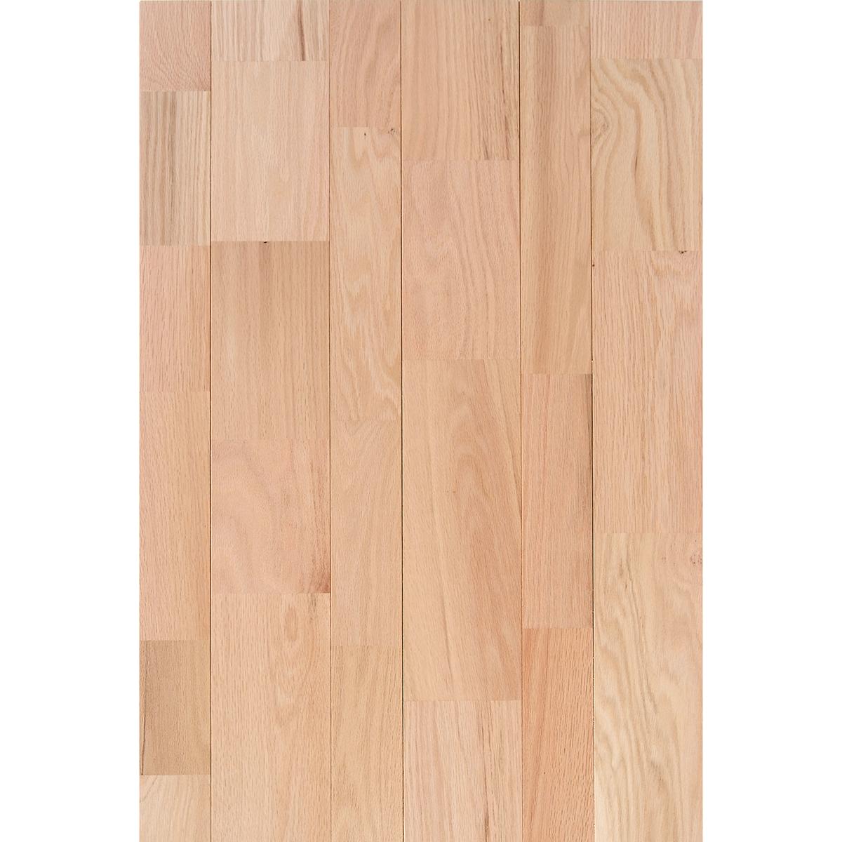 Finger Jointed Flooring : Red oak quot finger jointed flooring