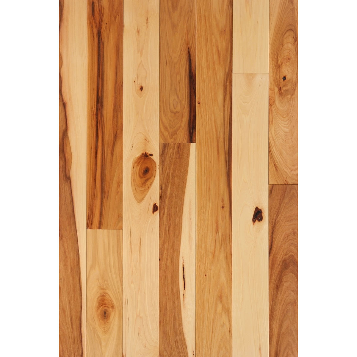 Prefinished 3 Hickory Character Grade Rustic Flooring From Baird Brothers 1 800 732 1697