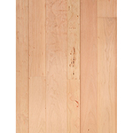 "Cherry 3/4"" x 3"", 4"", & 5"" Select Grade Flooring"