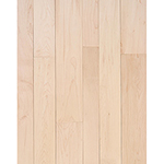 "Hard Maple 3/4"" x 3"", 4"", & 5"" Select Grade Flooring"