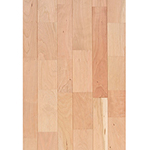 "Cherry 3/4"" x 3"" & 4"" Finger Jointed Flooring"