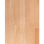 "Cherry 3/4"" x 3"" & 4"" Select Grade Flooring"