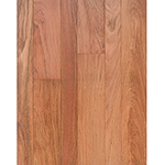 "Brazilian Cherry 3/4"" x 3"" & 5"" Select Grade Flooring"
