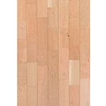 "Cherry 3/4"" x 3"" Finger Jointed Flooring"