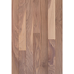 "Walnut 3/4"" x 3-1/4"" Select Grade Flooring"