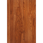 "Prefinished <b>Traditional Cherry </b> with Clear Semi-Gloss 3/4"" x 3"" Hickory Select Grade Flooring"