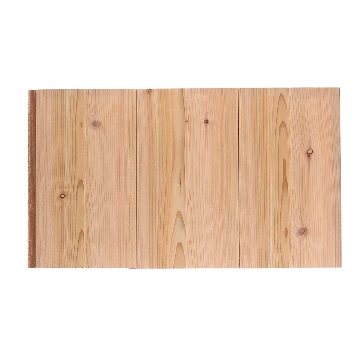 7 8 Quot X 9 1 4 Quot Knotty Inland Red Cedar Channel Rustic