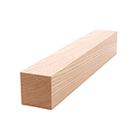 "1-3/4"" x 1-3/4"" Red Oak Lumber"