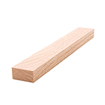 "3/4"" x 1-1/2"" Red Oak Lumber 1x2"