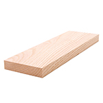 "3/4"" x 3-1/2"" Red Oak Lumber 1x4"
