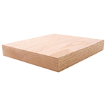 "1-1/2"" x 9-1/2"" Red Oak Lumber 2x10"