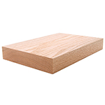 "1-1/2"" x 7-1/2"" Red Oak Lumber 2x8"