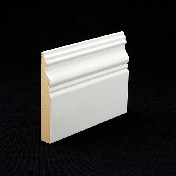 9 16 Quot X 4 1 2 Quot Mdf Primed Victorian Baseboard Md8304m