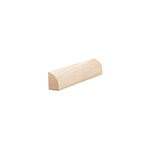 Hard Maple Shoe Moulding B001