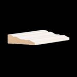 "5/8"" x 2-1/4"" MDF Primed Colonial Casing - MDF366"