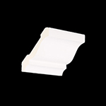 "9/16"" x 3-5/8"" AZEK Crown Moulding"