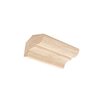 Hard Maple Crown Moulding B305