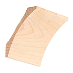 Hard Maple Crown Moulding B3070