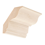 Hard Maple Crown Moulding B309