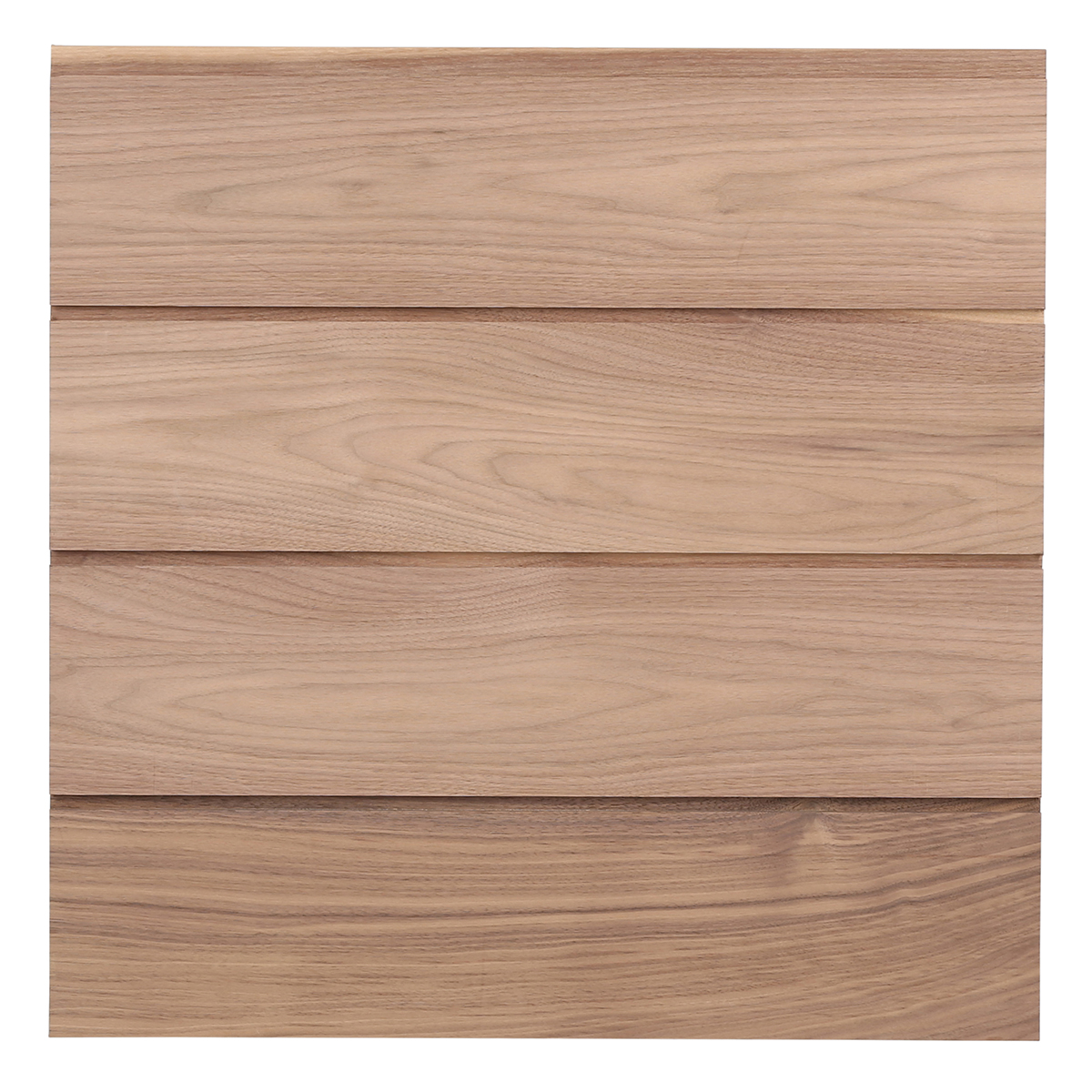 3 4 Quot X 6 Quot Smooth Face 6 3 4 Quot Overall Walnut Ship Lap