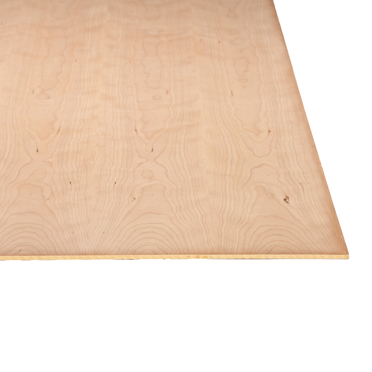 Cherry Cabinet Grade Plywood (MDF core 48 1/2 x 96 1/2 sheet  #A36528 1200x1200