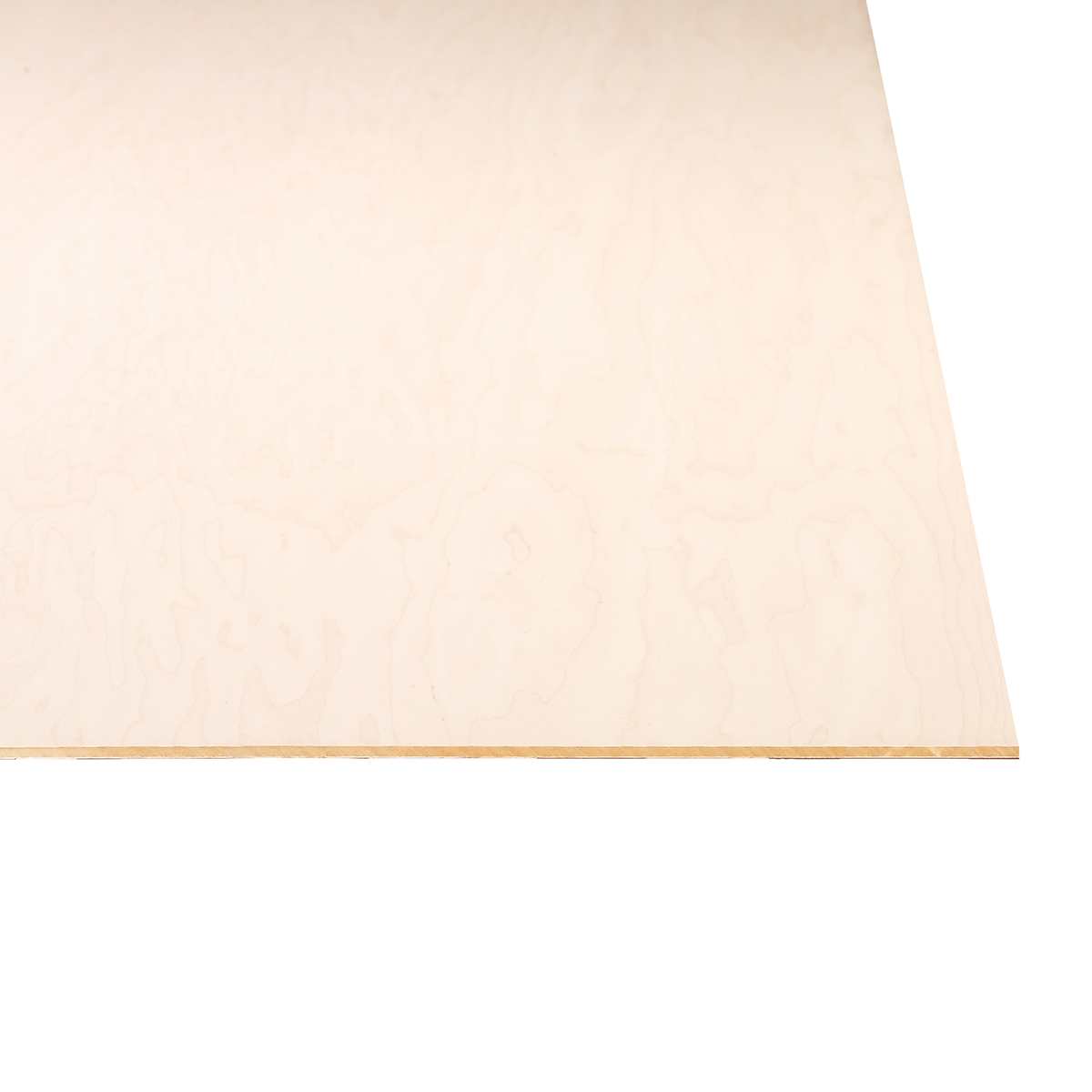 Maple Cabinet Grade Plywood (MDF core 48 1/2 x 96 1/2 sheet  #B1581A 1200x1200