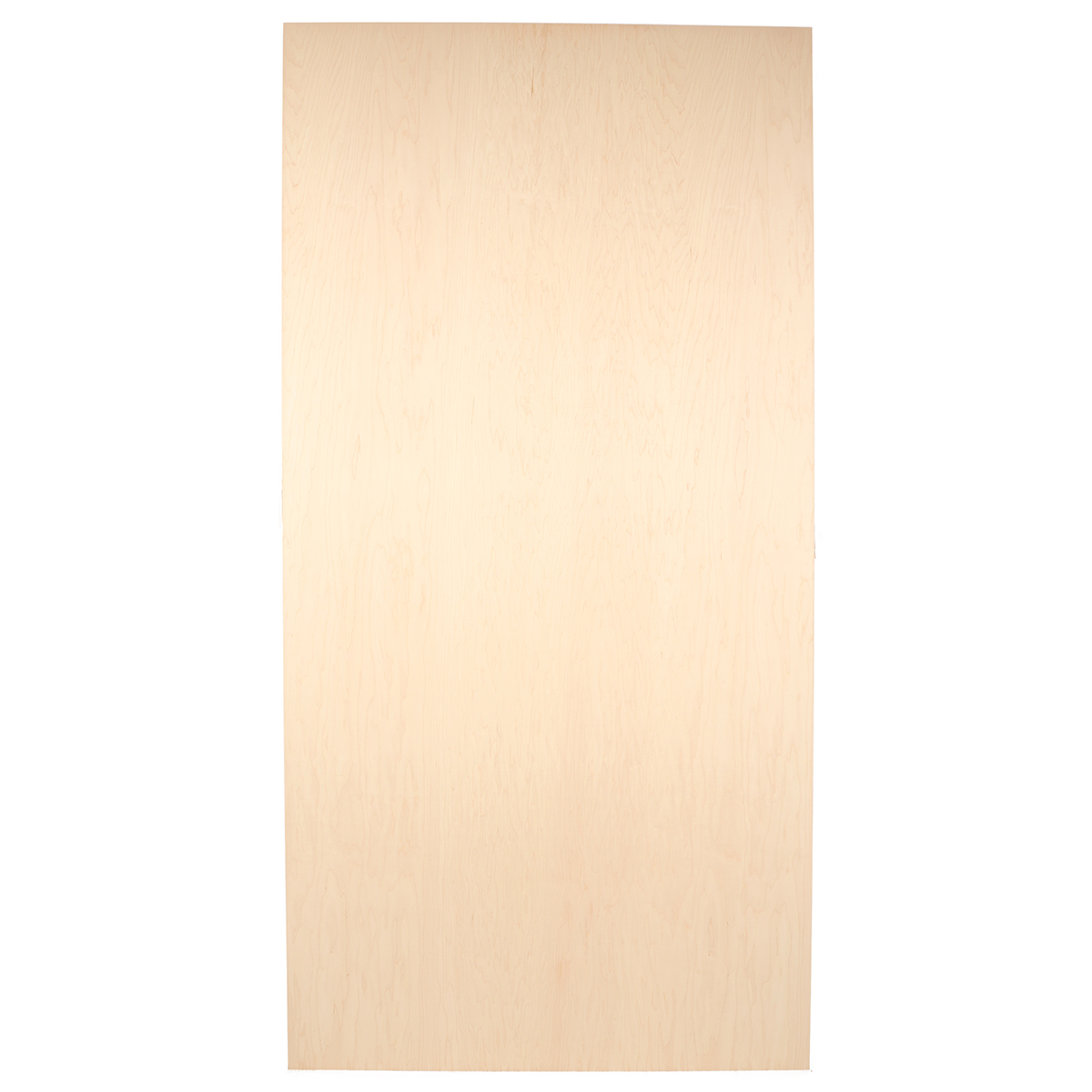 Maple Cabinet Grade Plywood (MDF core 48 1/2 x 96 1/2 sheet  #B16F1A 1200x1200