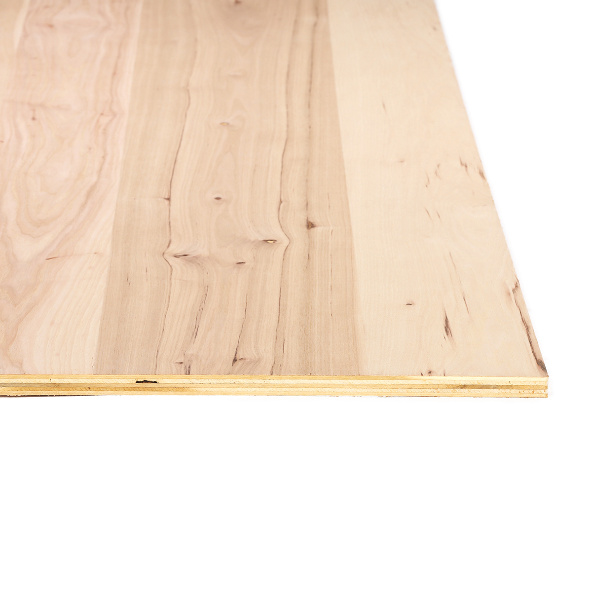 Quot character hickory plywood